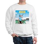 Alcohol-free Beer Sports Drink Sweatshirt