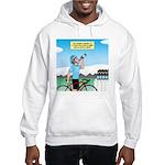 Alcohol-free Beer Sports Drink Hooded Sweatshirt
