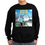 Alcohol-free Beer Sports Drink Sweatshirt (dark)