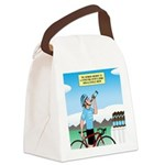 Alcohol-free Beer Sports Drink Canvas Lunch Bag