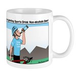 Alcohol-free Beer Sports Drink Mug