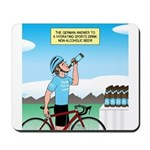 Alcohol-free Beer Sports Drink Mousepad