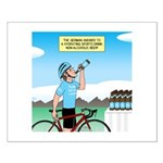Alcohol-free Beer Sports Drink Small Poster