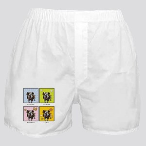4 Seasons Bulldog Boxer Shorts