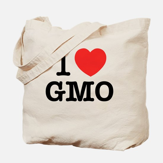 Cute Gmos Tote Bag