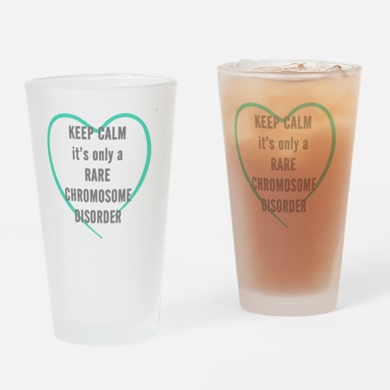 Unique Disorders Drinking Glass