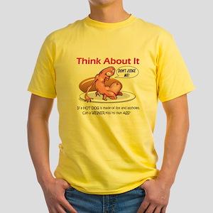 ass kissing weiner T-Shirt
