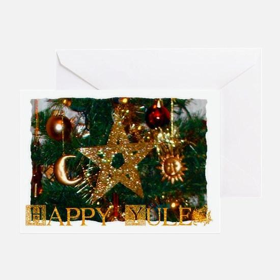 yulecard3 Greeting Cards