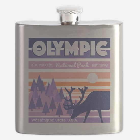 Unique National park Flask