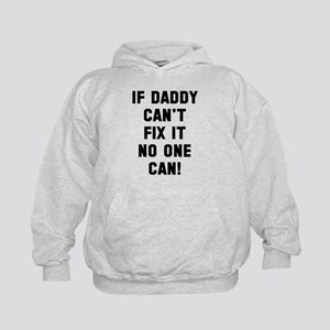 Can't fix it no one can Kids Hoodie