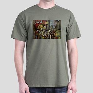 the game dark t-shirt