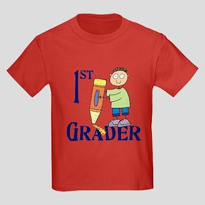 1st Grader Boy T-Shirt