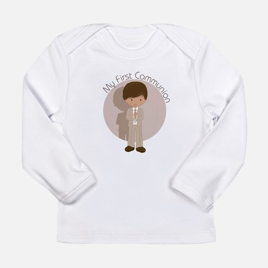My First Communion Long Sleeve T-Shirt