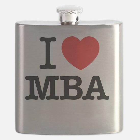 Cute Mba Flask