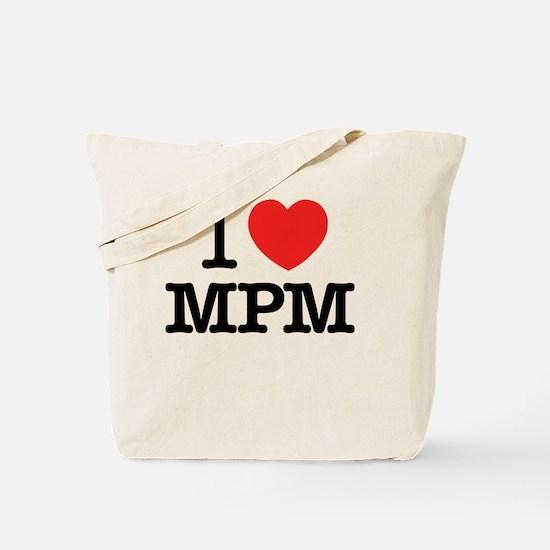 Cute Mpm Tote Bag