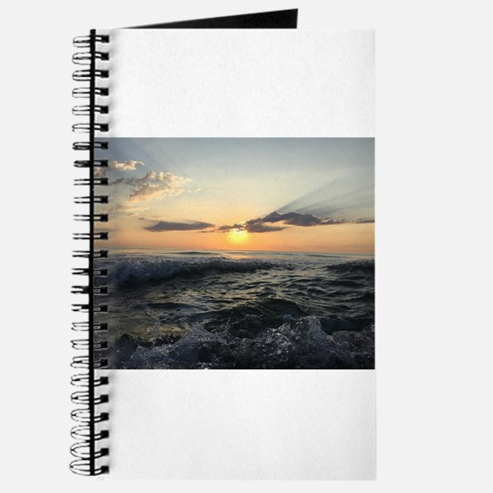 Sunrise Serenity Journal