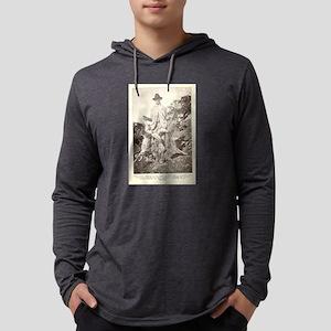 Dirt napper Long Sleeve T-Shirt