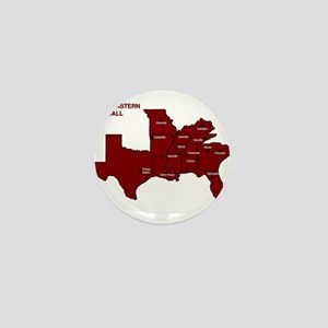 Southeastern Football Mini Button