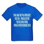 Mother Nature? Kids Dark T-Shirt