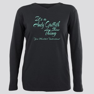 The Andy Griffith Show Plus Size Long Sleeve Tee