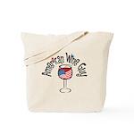 American Wine Guy Tote Bag