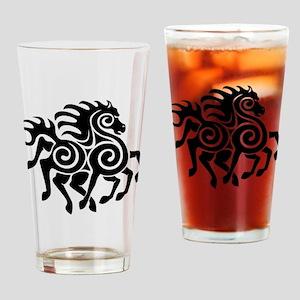 Sleipnir Drinking Glass