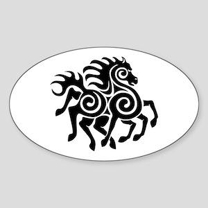 "Sleipnir Sticker - 3""X5"""