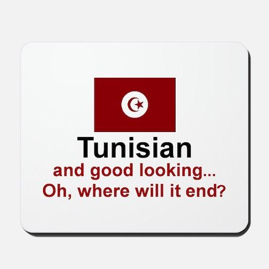 Good Lkg Tunisian Mousepad