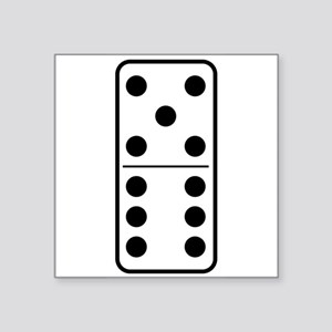 Domino Six & Five Sticker