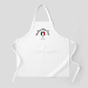 Italian Wine Guy BBQ Apron