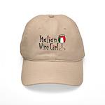 Italian Wine Girl Cap