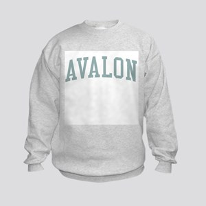 Avalon New Jersey NJ Green Sweatshirt