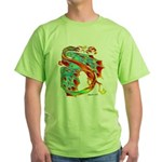 Wind Dragon Green T-Shirt