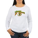 Homegrown Logo Women's Long Sleeve T-Shirt