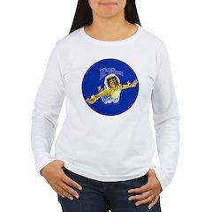 Homegrown Cover Art Women's Long Sleeve T-Shir