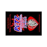 PETZ -Zombie Activism Rectangle Magnet