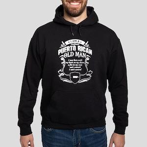 PUERTO RICAN OLD MAN Hoodie (dark)