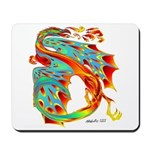 Wind Dragon Mousepad