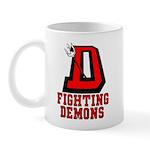 Fighting Demons Mug