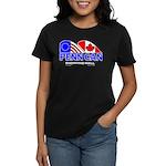 Penn Can original logo Women's Dark T-Shirt