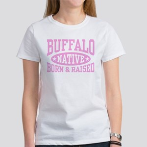 Buffalo Native Women's Dark T-Shirt