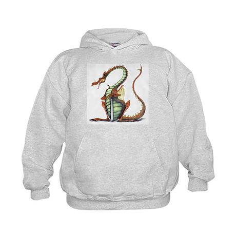 sir draagon kids hoodie