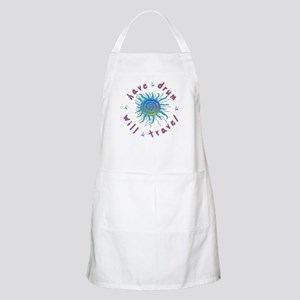 Have Drum Will Travel BBQ Apron