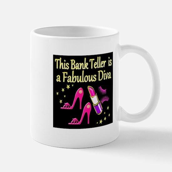 BANK TELLER Mug