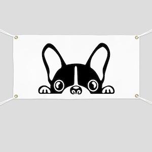 French Bulldog Banner