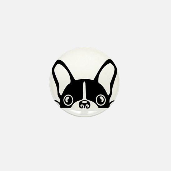French Bulldog Mini Button
