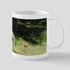 Sandhill Cranes Mugs