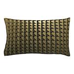 Yellow Brass Pillow Case