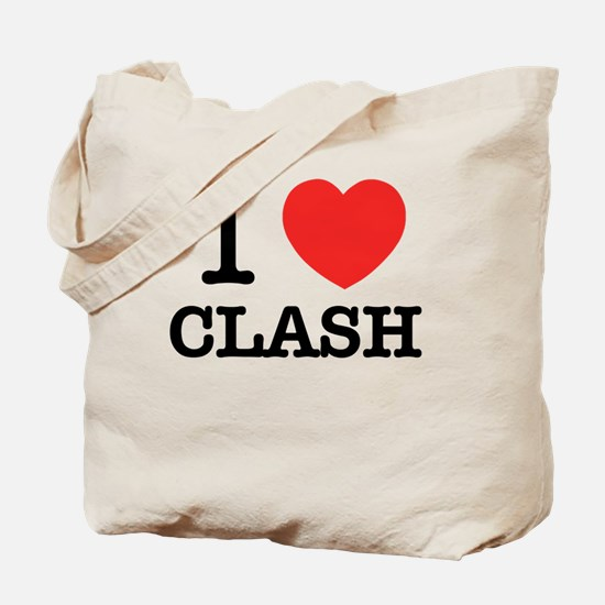 Unique Clash Tote Bag