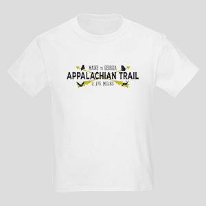 Hip Appalachian Trail Retro Badge T-Shirt